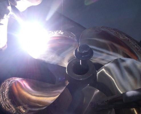 propeller repairs