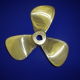 brand-new-3-bladed-left-hand-propeller-10-inch-diameter-by-10-inch-pitch