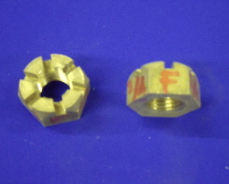 brass-hex-nut-34-fine-castle