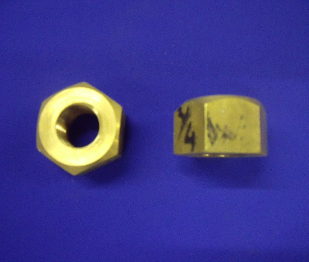 brass-hex-nut-34-whitworth