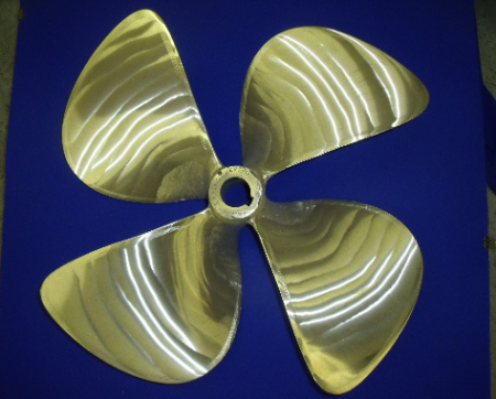 near-new-4-bladed-left-hand-propeller-24-inch-diameter-x-28-inch-pitch