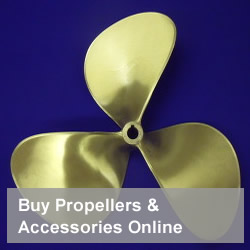 Buy Marine Propellers, Sterngears and Shafts Online